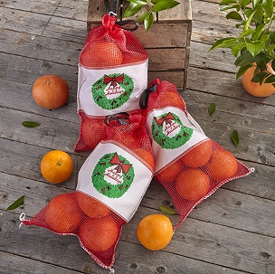 Fruit Stand Sack