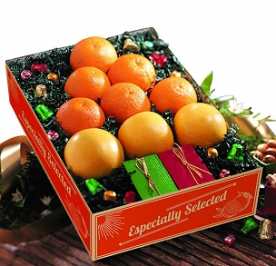 Citrus Tree Box