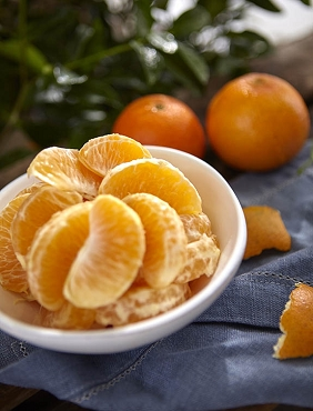 Honey-Sweet Tangerines