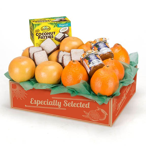 Honeybell Oranges Deluxe