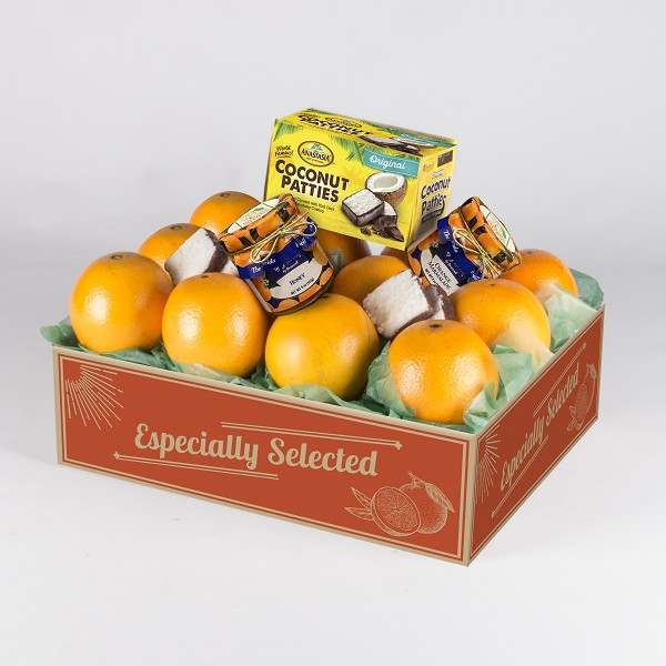 Deluxe with Oranges